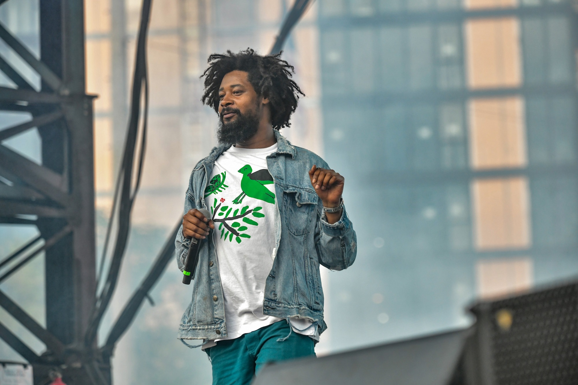 Danny Brown Live at Pitchfork [GALLERY] 5