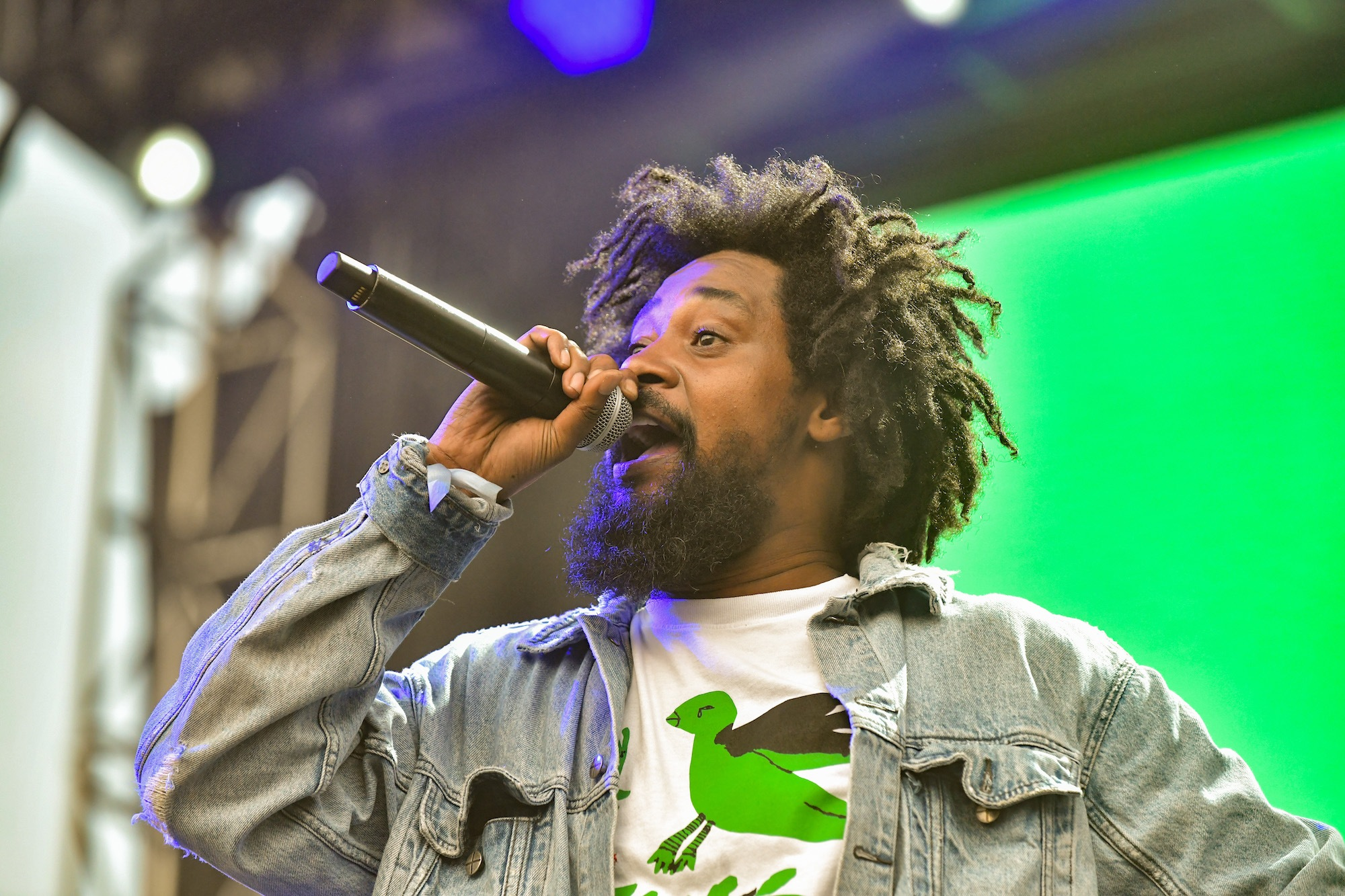 Danny Brown Live at Pitchfork [GALLERY] 8
