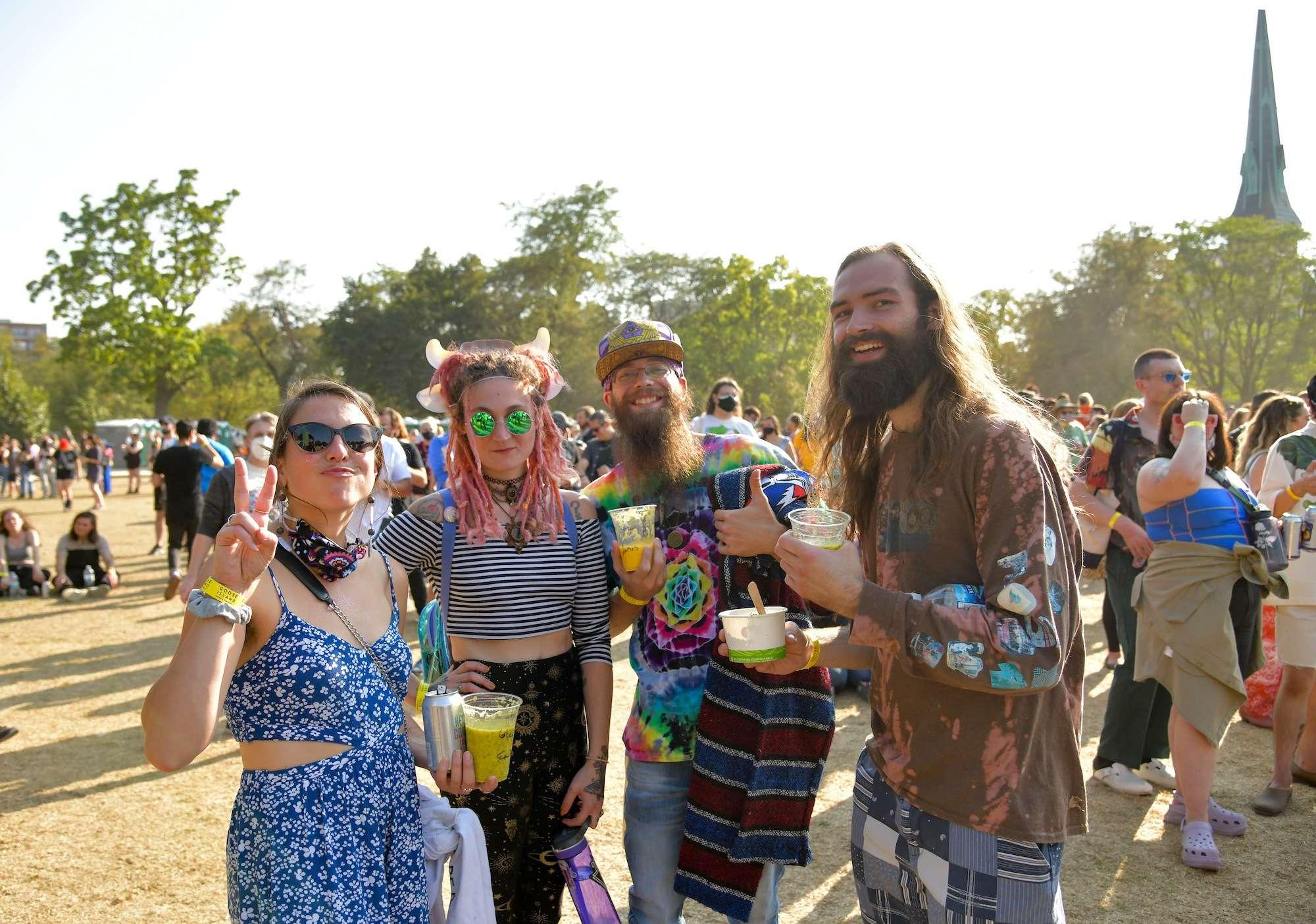Pitchfork Music Fest 2021 Day 1 [GALLERY] 5