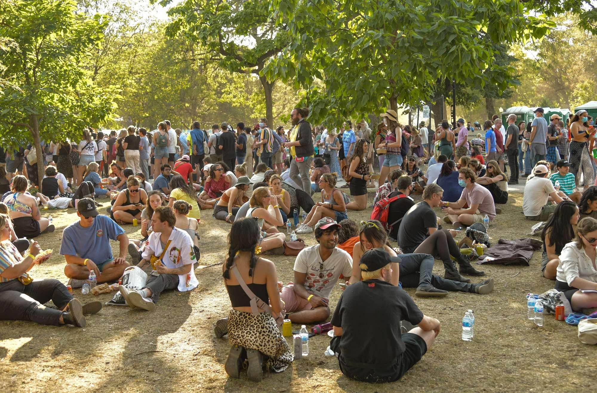 Pitchfork Music Fest 2021 Day 1 [GALLERY] 6