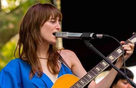 Faye Webster Live at Pitchfork