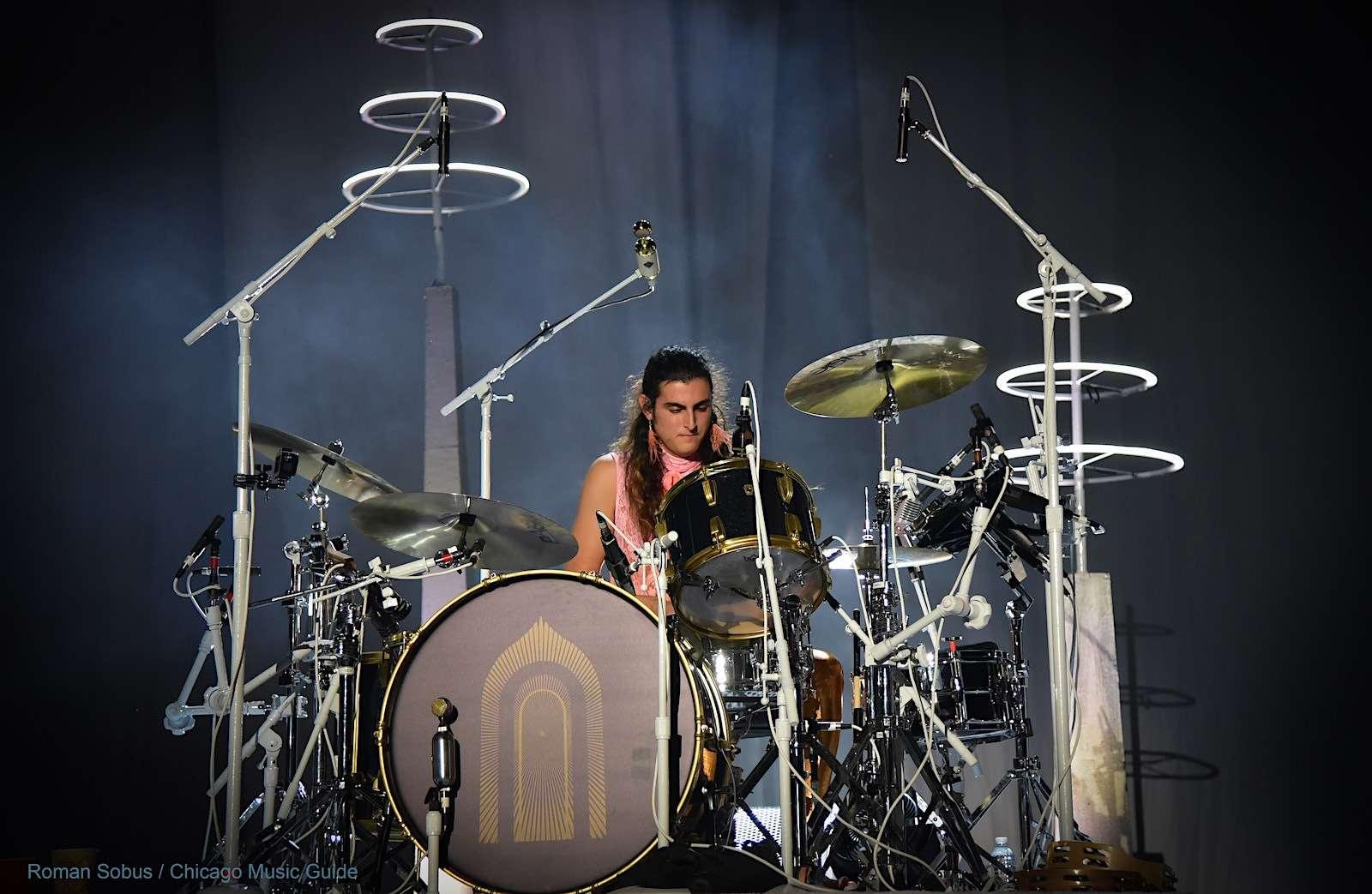 Greta Van Fleet Live at Huntington Bank Pavilion [GALLERY] 11