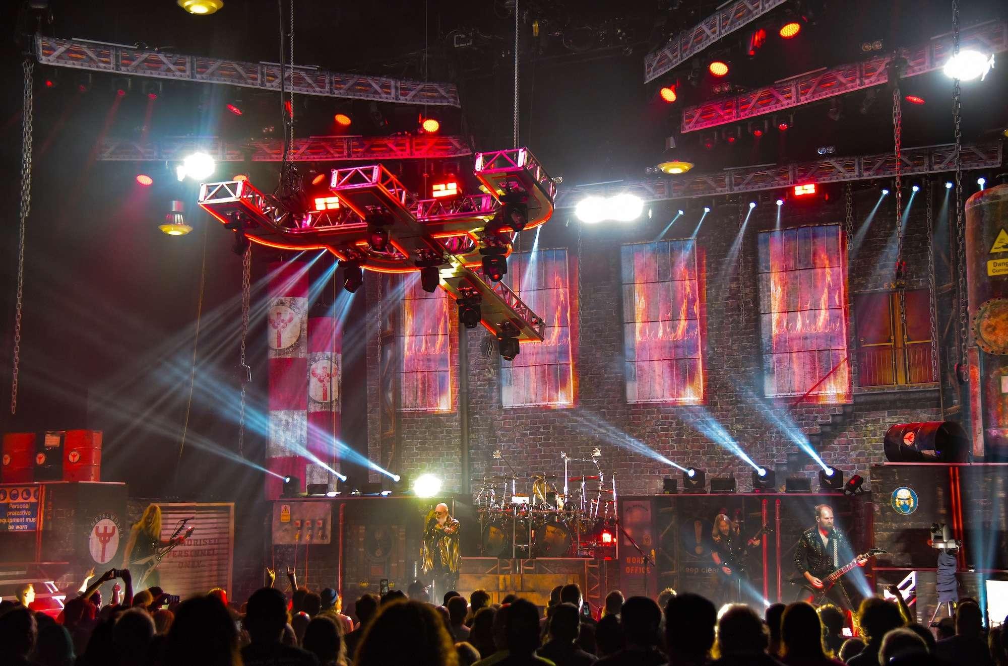 Judas Priest Live at Rosemont Theatre [GALLERY] 22