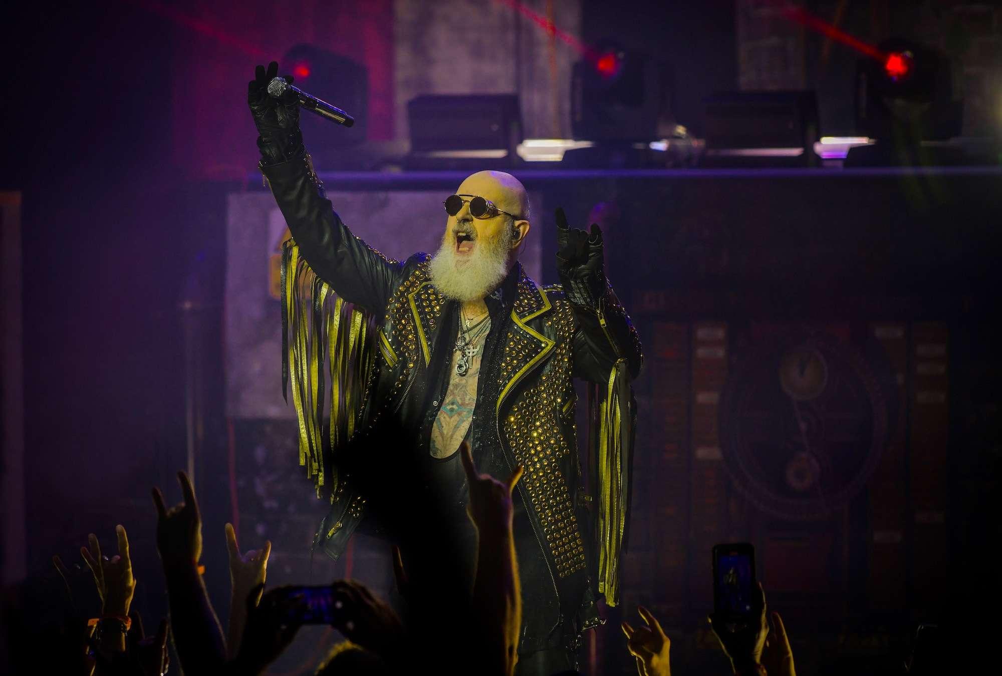 Judas Priest Live at Rosemont Theatre [GALLERY] 15