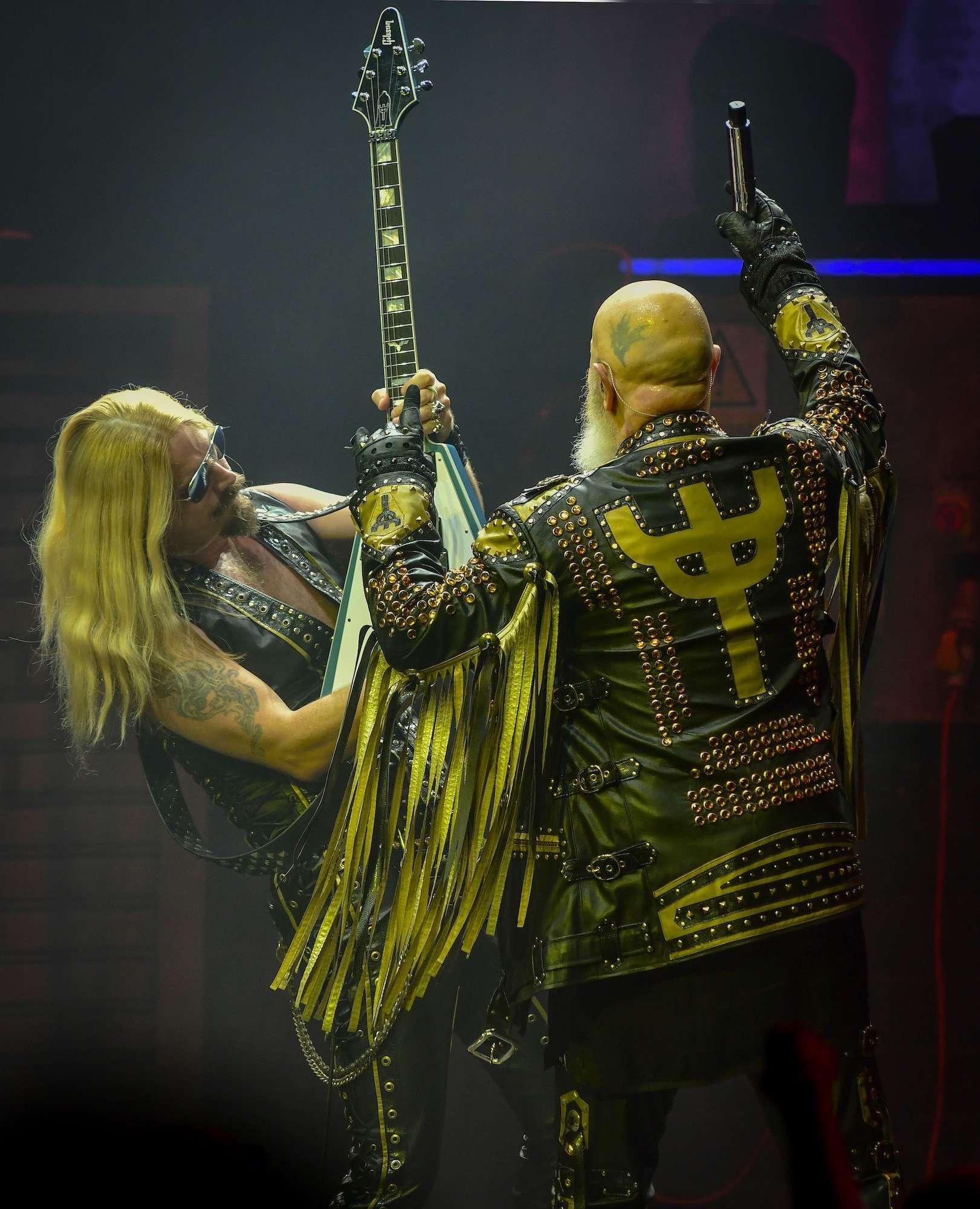 Judas Priest Live at Rosemont Theatre [GALLERY] 24