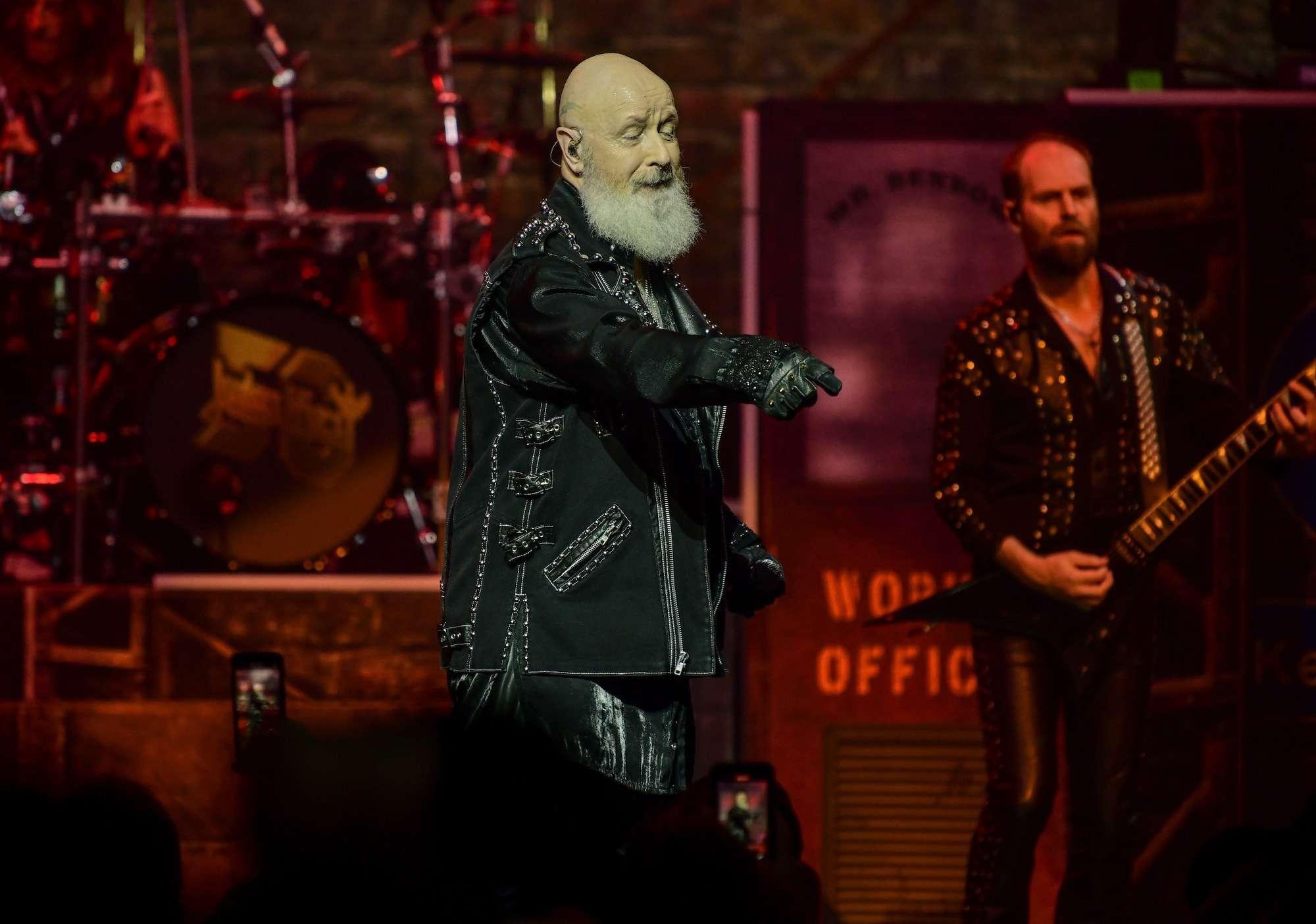 Judas Priest Live at Rosemont Theatre [GALLERY] 12