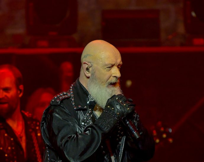 Judas Priest Delivered The Goods To Chicago