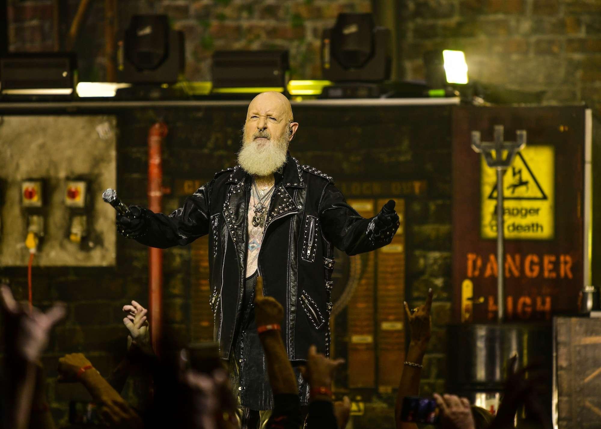Judas Priest Live at Rosemont Theatre [GALLERY] 6