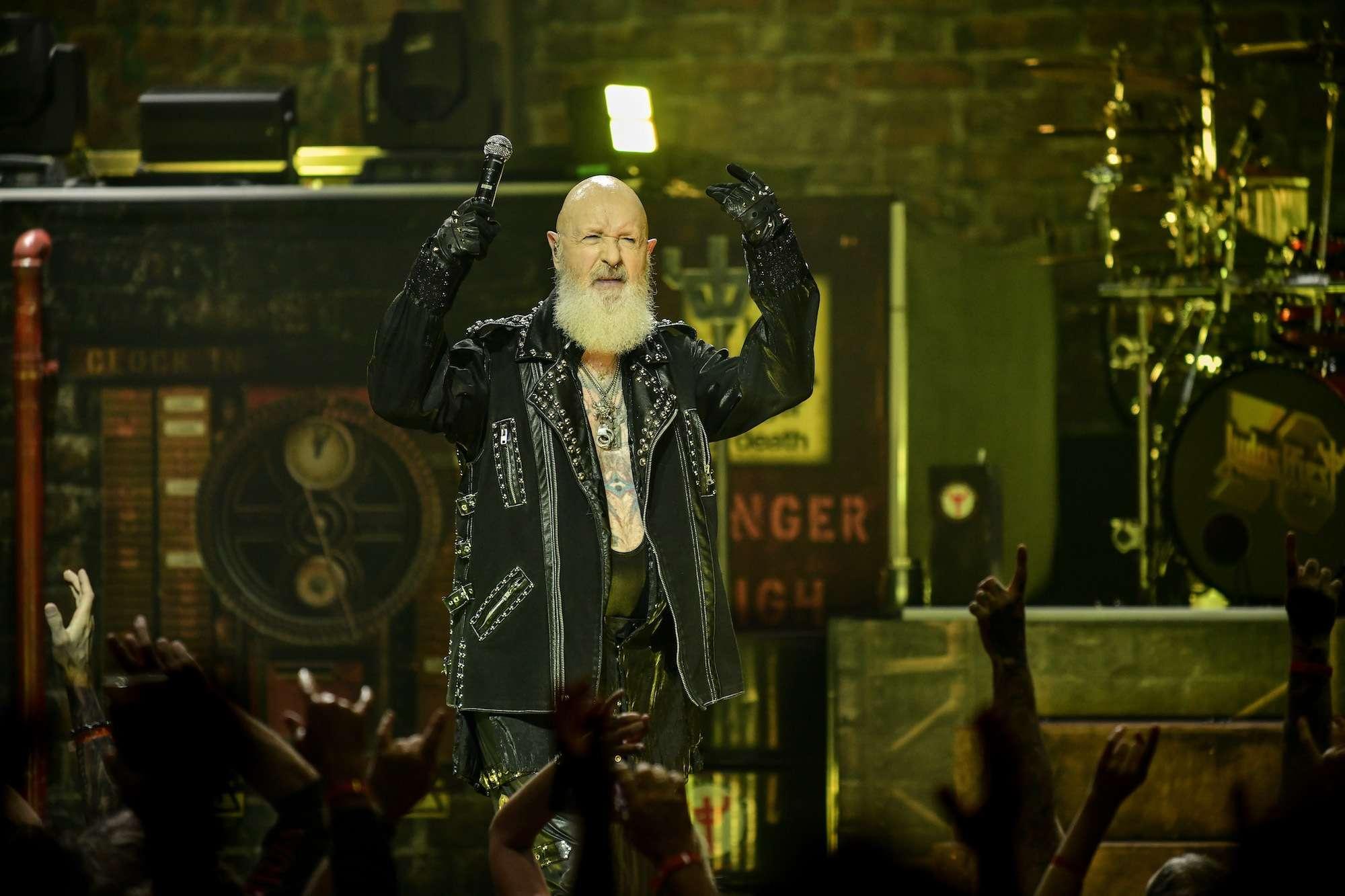 Judas Priest Live at Rosemont Theatre [GALLERY] 5