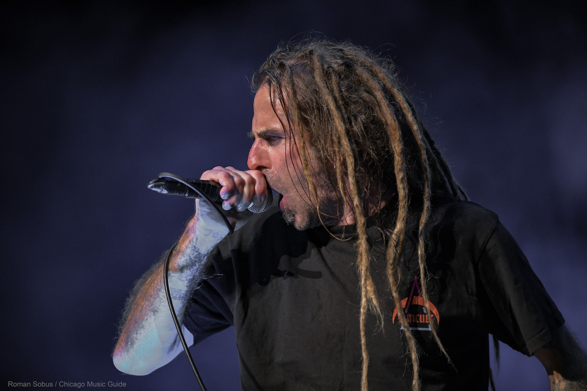 Lamb of God Live at Hollywood Casino Amphitheatre [GALLERY] 5