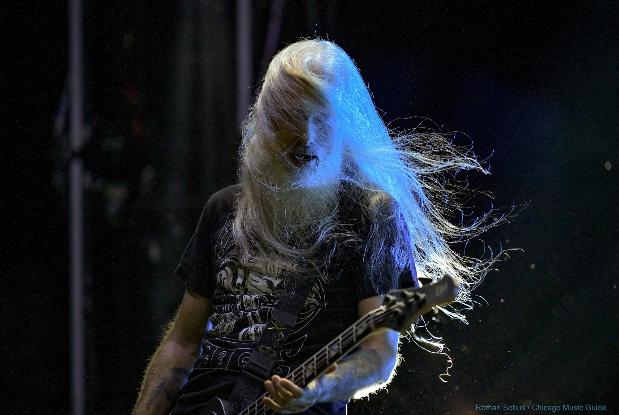 Lamb of God Live at Hollywood Casino Amphitheatre [GALLERY] 6