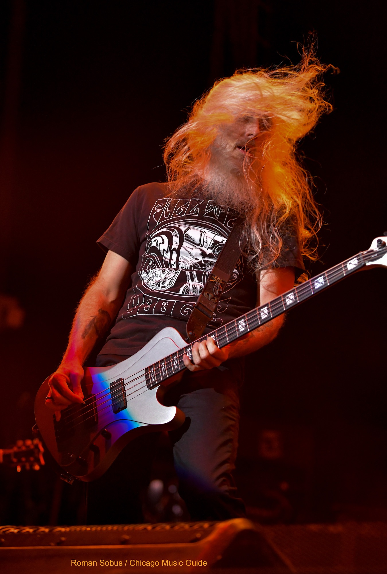 Lamb of God Live at Hollywood Casino Amphitheatre [GALLERY] 17