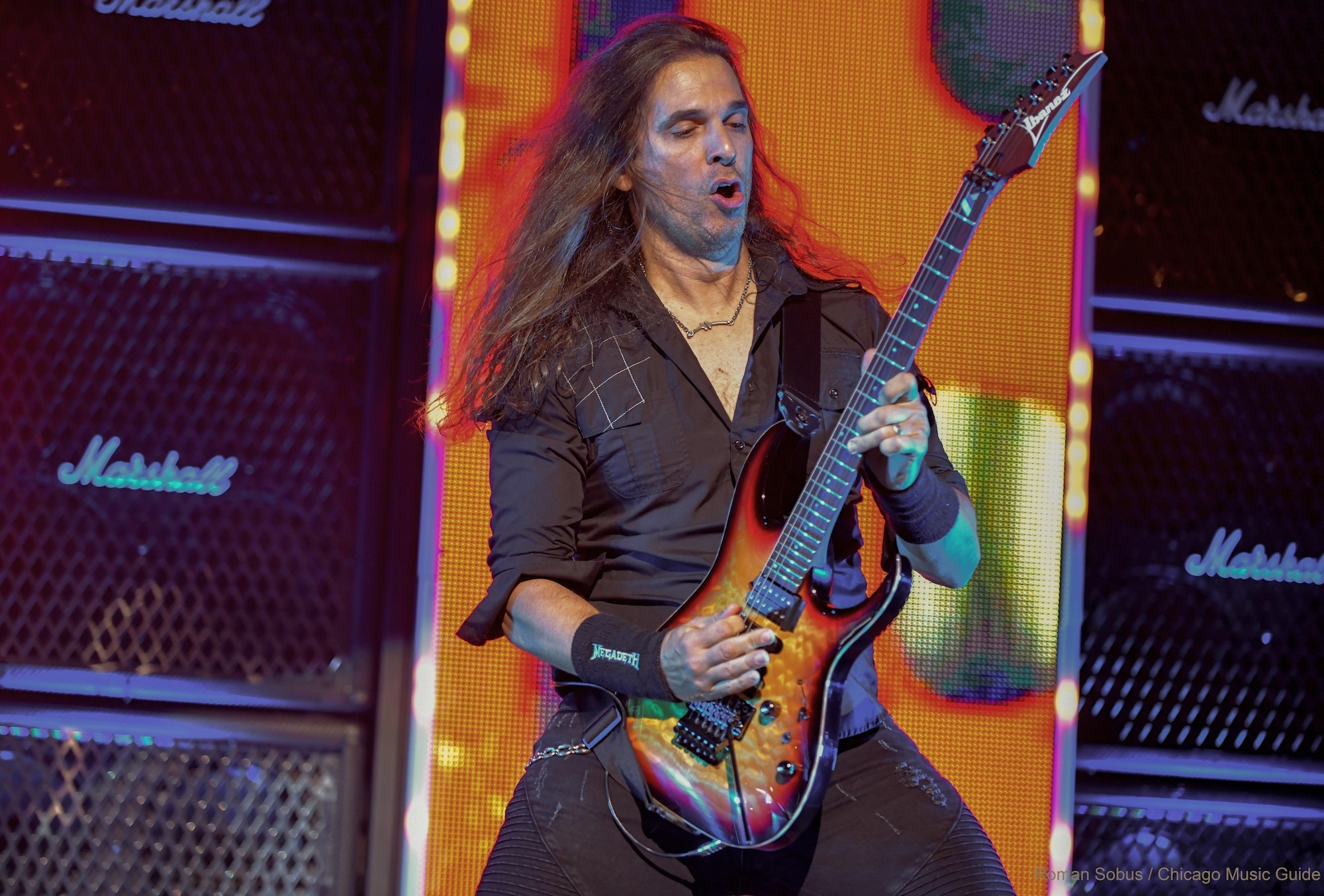 Megadeth Live at Hollywood Casino Amphitheatre [GALLERY] 4