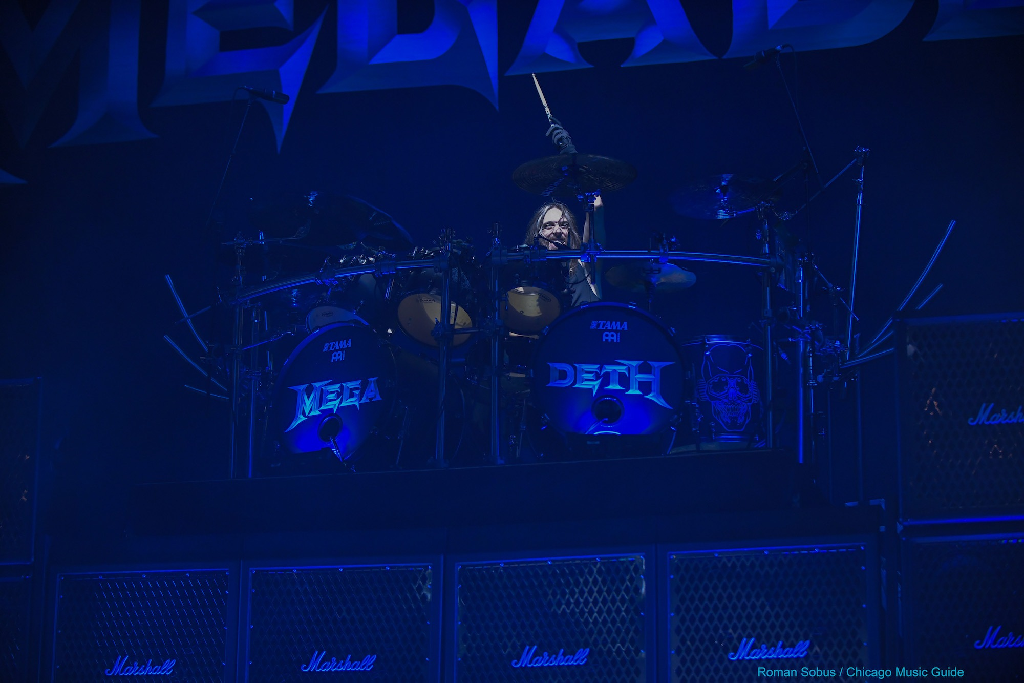 Megadeth Live at Hollywood Casino Amphitheatre [GALLERY] 5