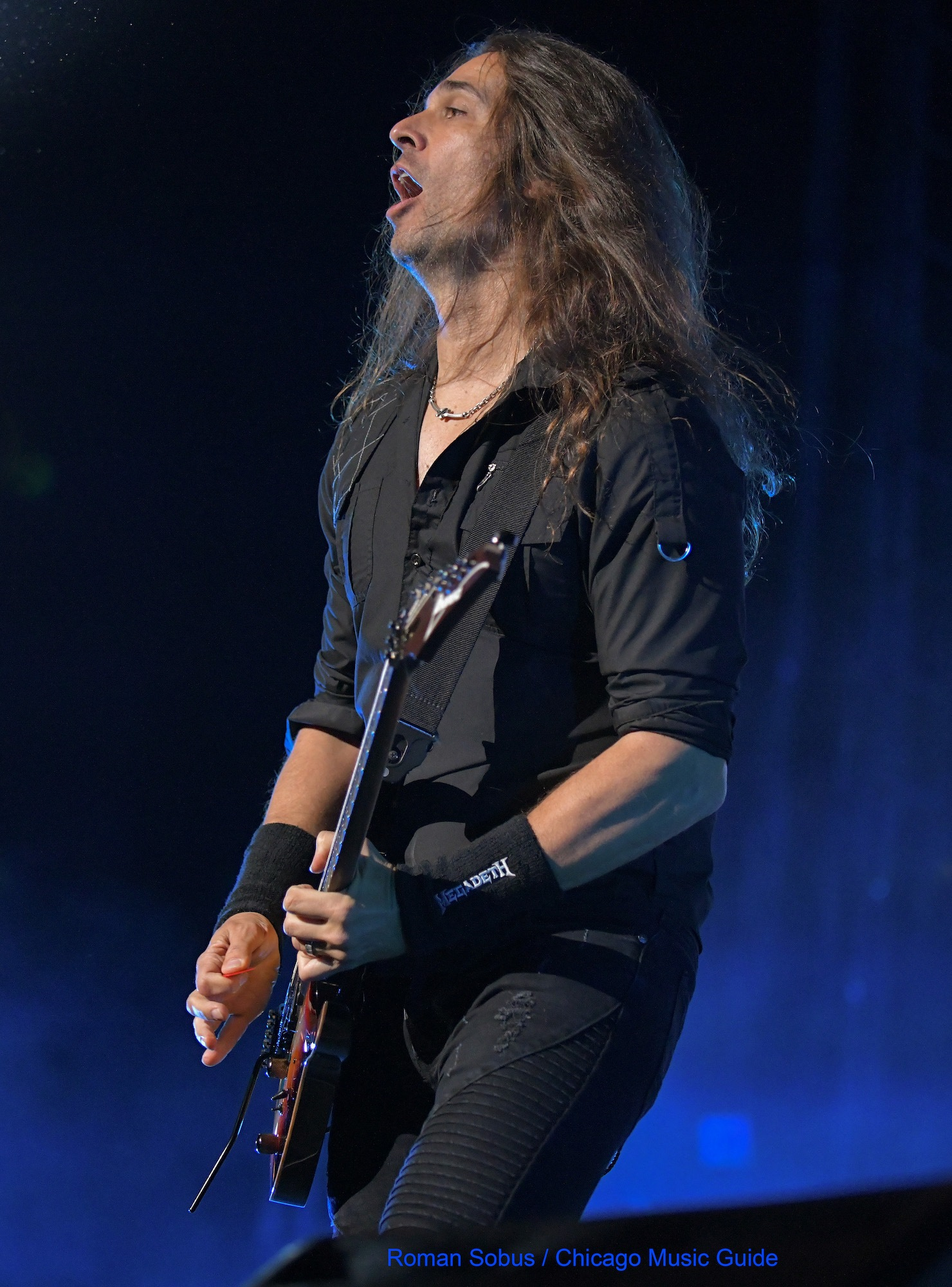 Megadeth Live at Hollywood Casino Amphitheatre [GALLERY] 2