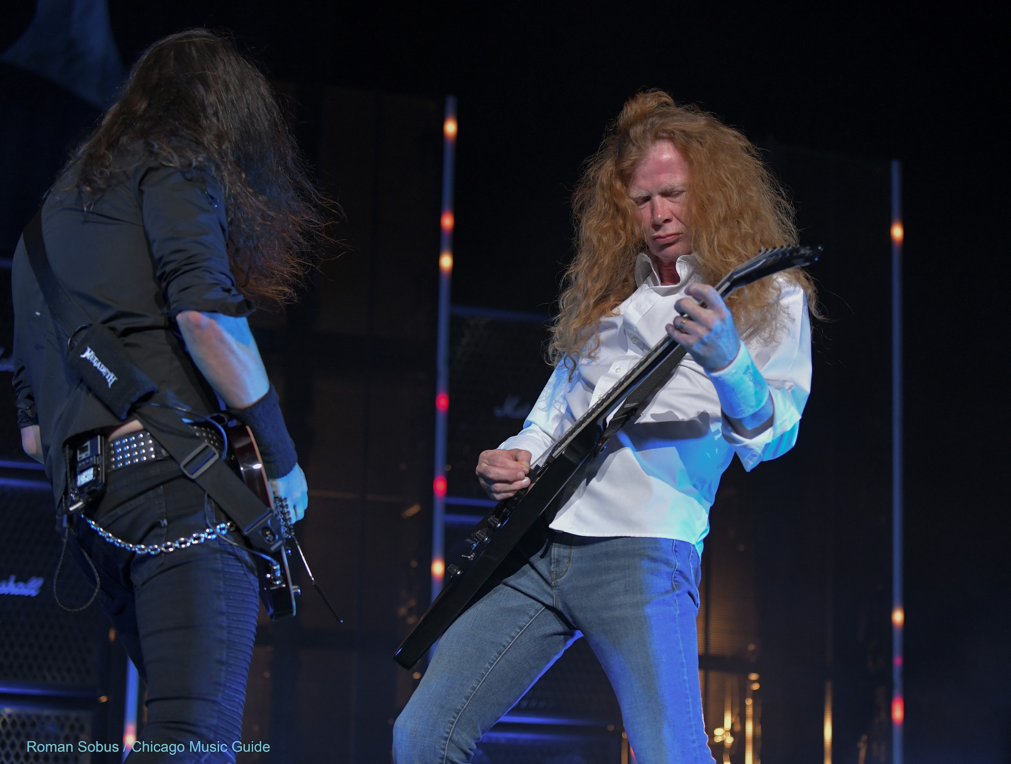 Megadeth Live at Hollywood Casino Amphitheatre [GALLERY] 6