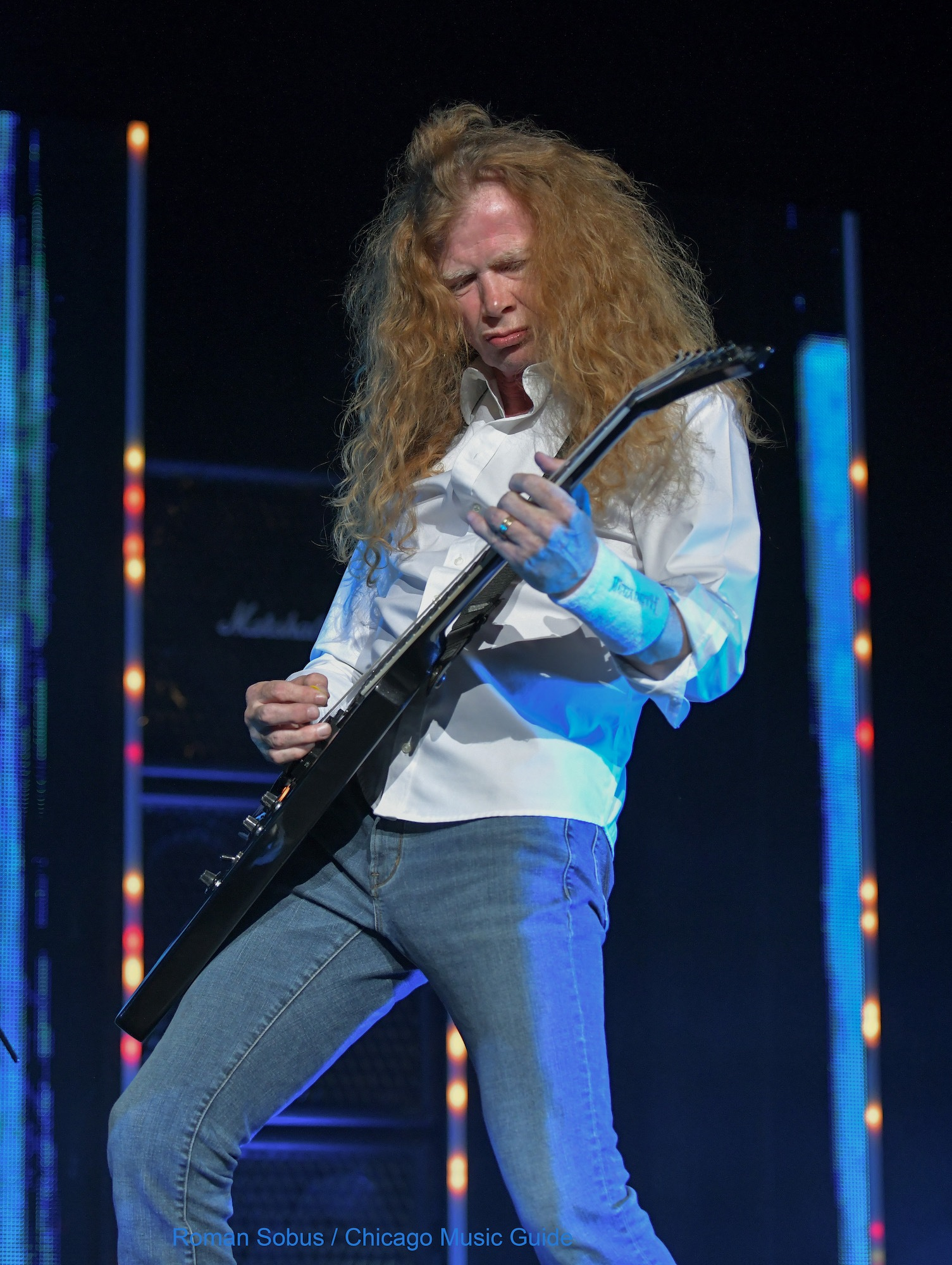 Megadeth Live at Hollywood Casino Amphitheatre [GALLERY] 3