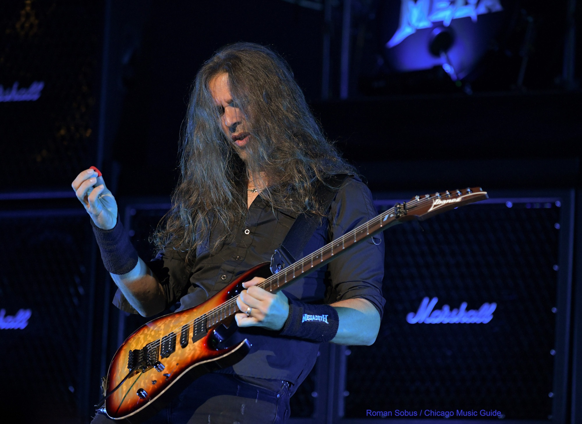 Megadeth Live at Hollywood Casino Amphitheatre [GALLERY] 7