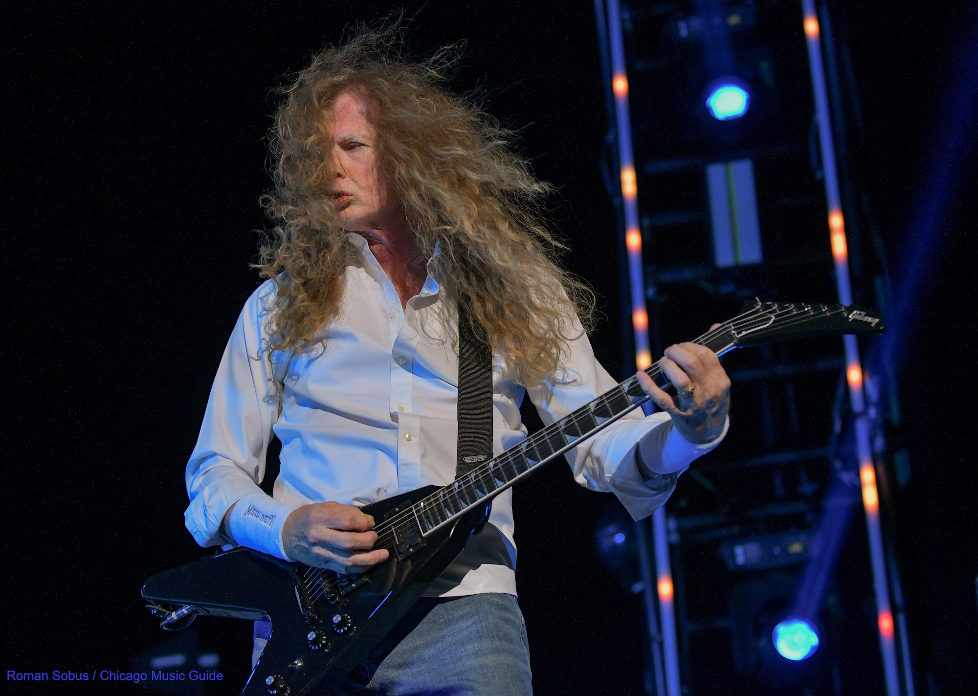 Megadeth Live at Hollywood Casino Amphitheatre [GALLERY] 8