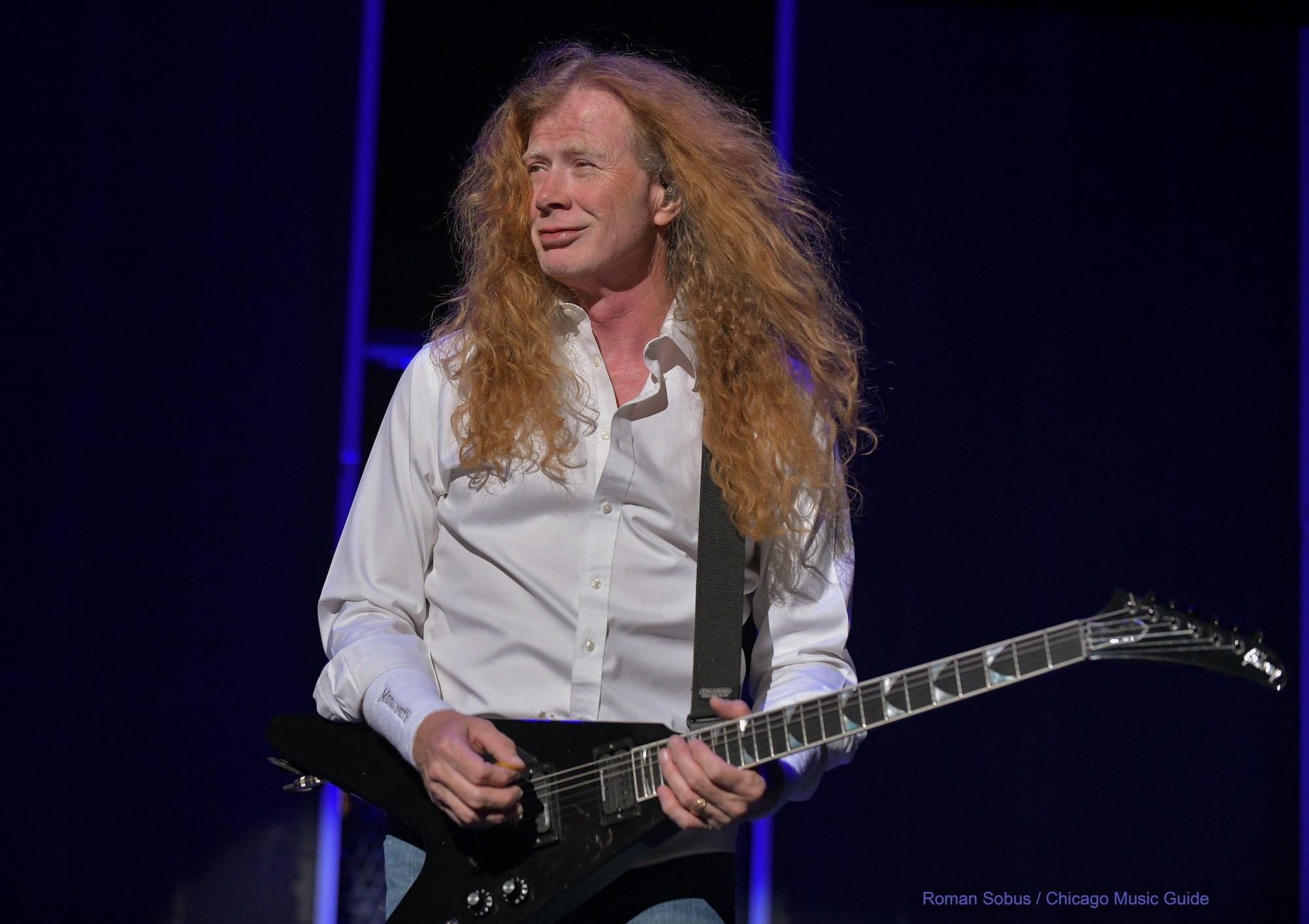 Megadeth Live at Hollywood Casino Amphitheatre [GALLERY] 11