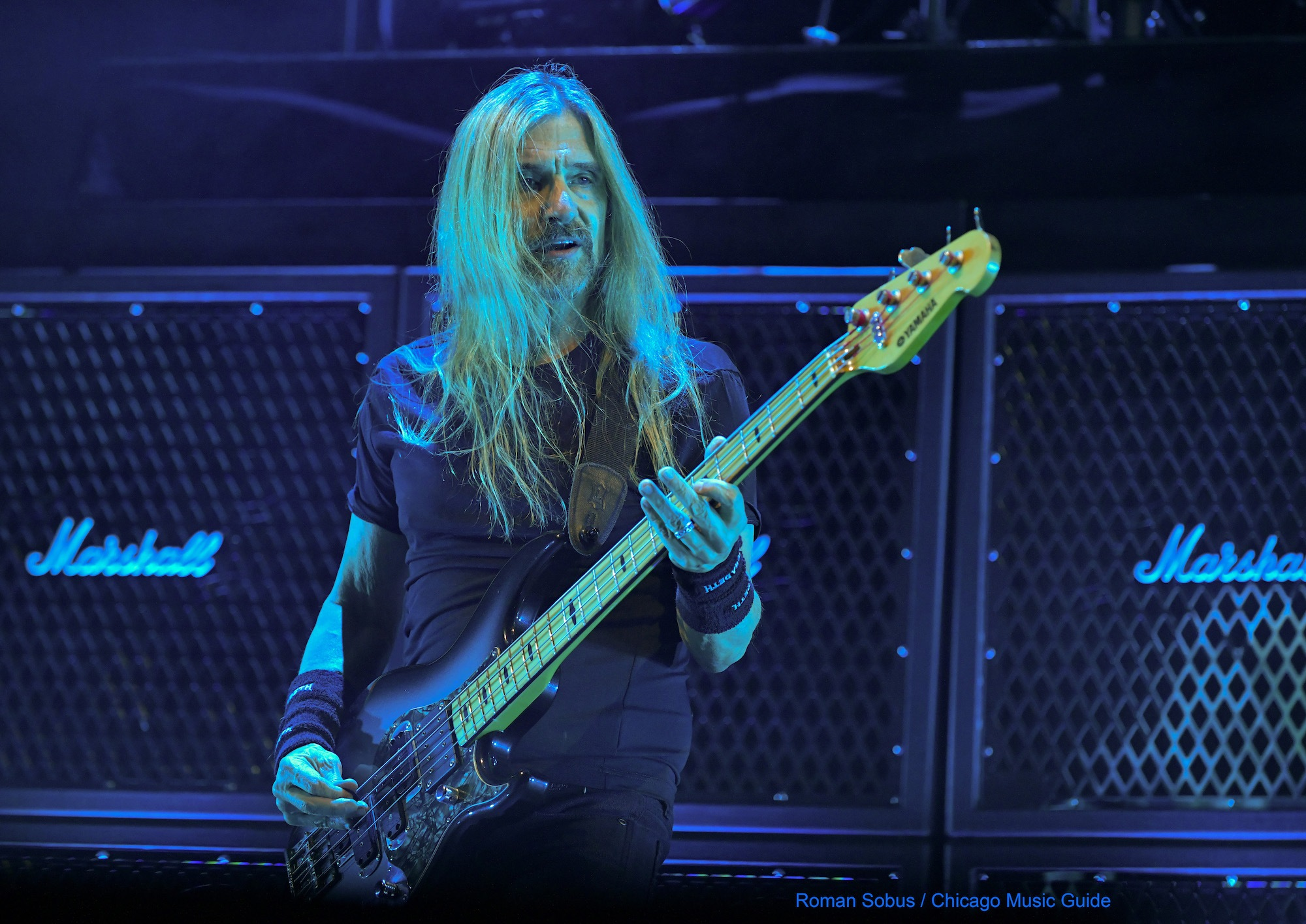 Megadeth Live at Hollywood Casino Amphitheatre [GALLERY] 13