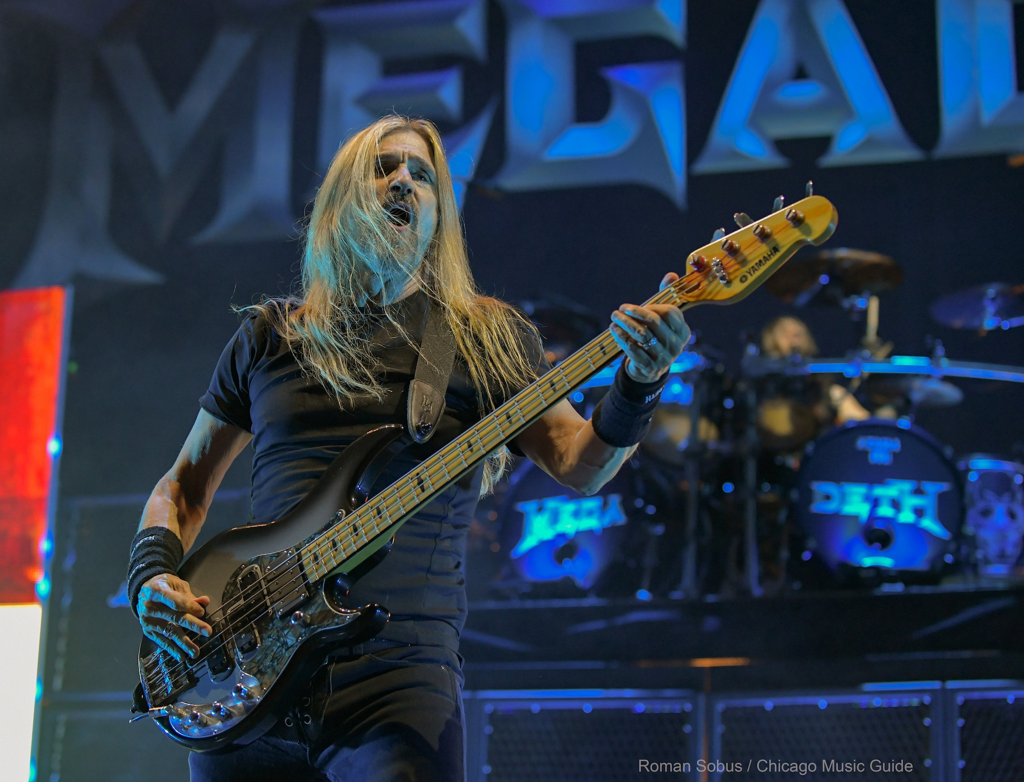 Megadeth Live at Hollywood Casino Amphitheatre [GALLERY] 14