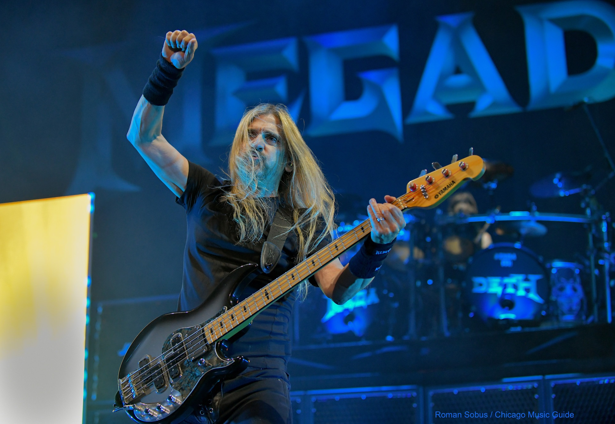 Megadeth Live at Hollywood Casino Amphitheatre [GALLERY] 15