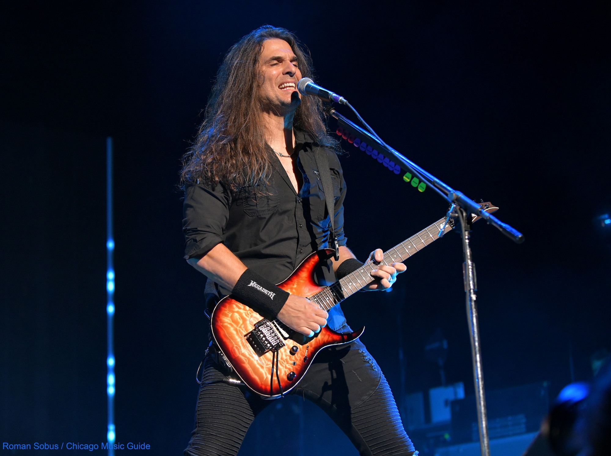 Megadeth Live at Hollywood Casino Amphitheatre [GALLERY] 19