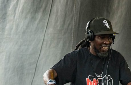 RP Boo Live at Pitchfork