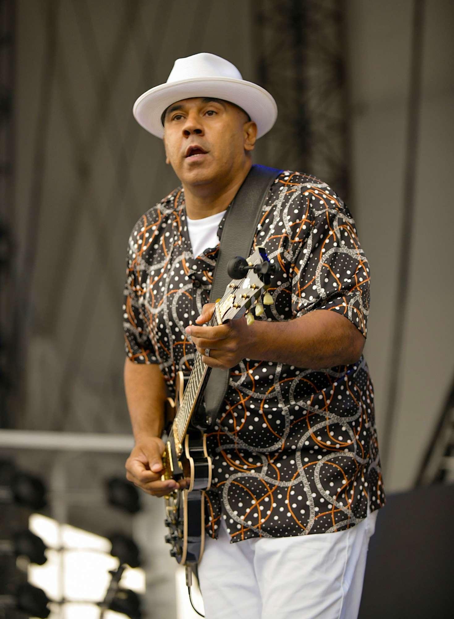 Ronnie Baker Brooks Live at Huntington Bank Pavilion [GALLERY] 16