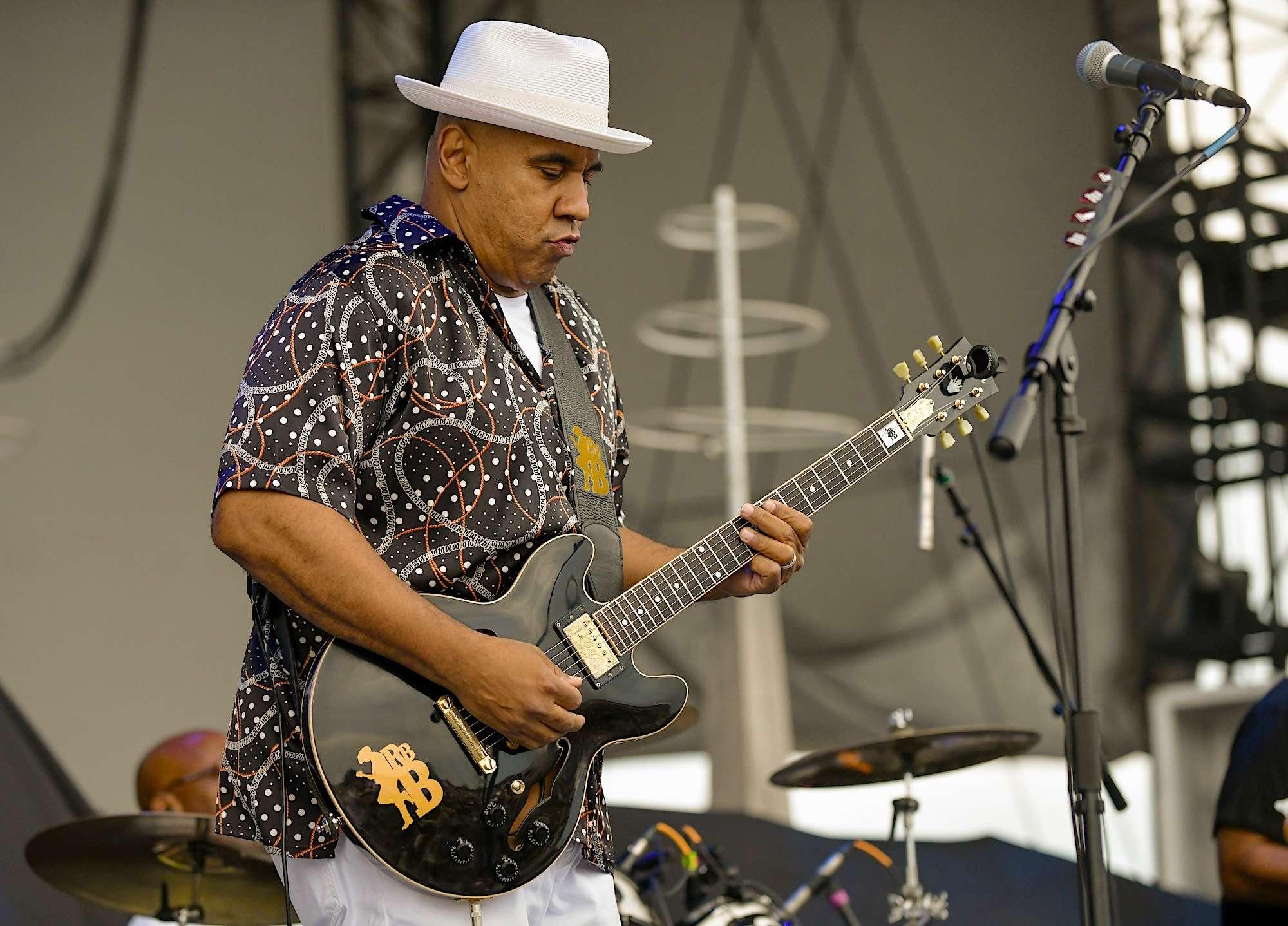 Ronnie Baker Brooks Live at Huntington Bank Pavilion [GALLERY] 2