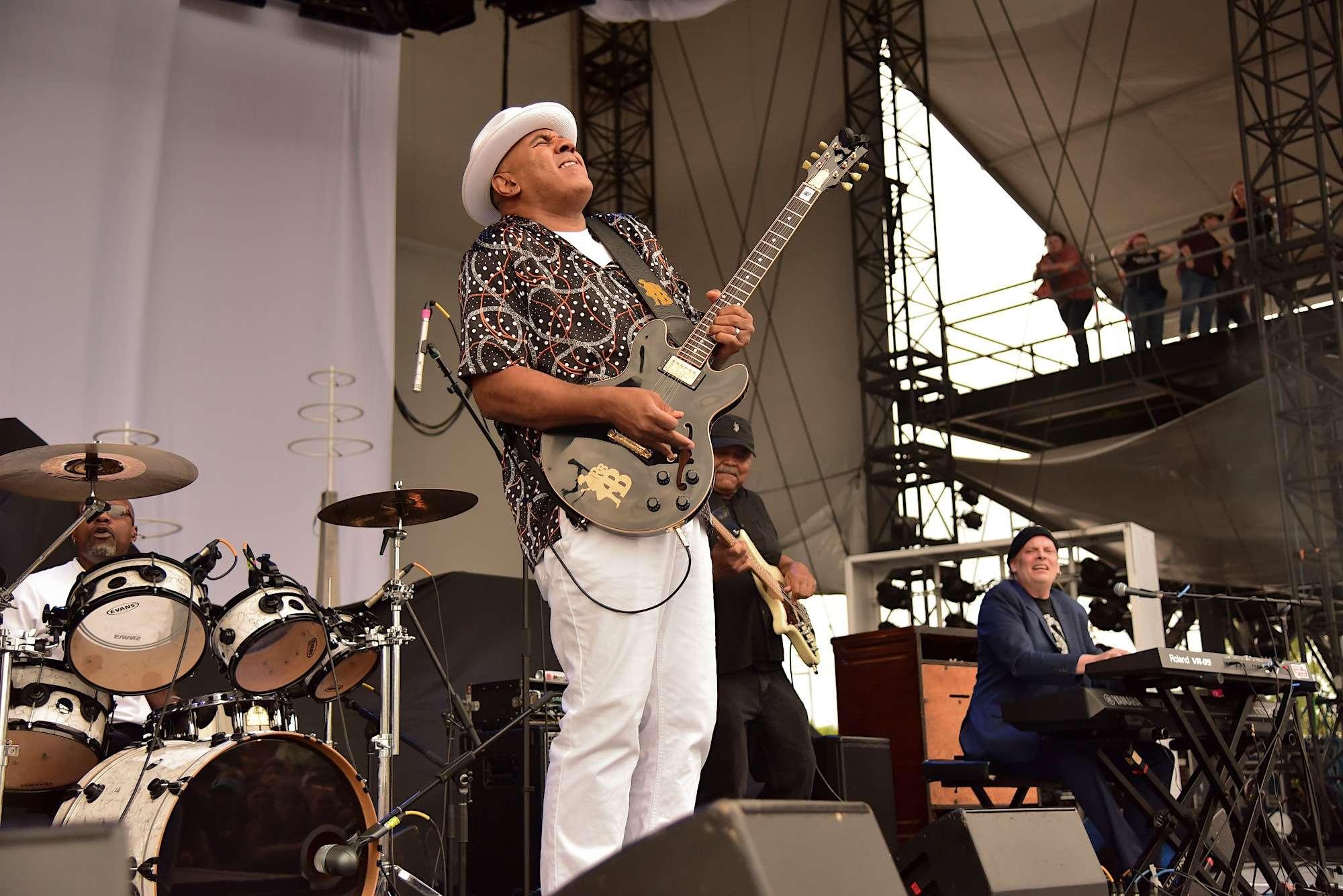 Ronnie Baker Brooks Live at Huntington Bank Pavilion [GALLERY] 6