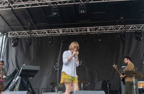 The Weather Station Live at Pitchfork
