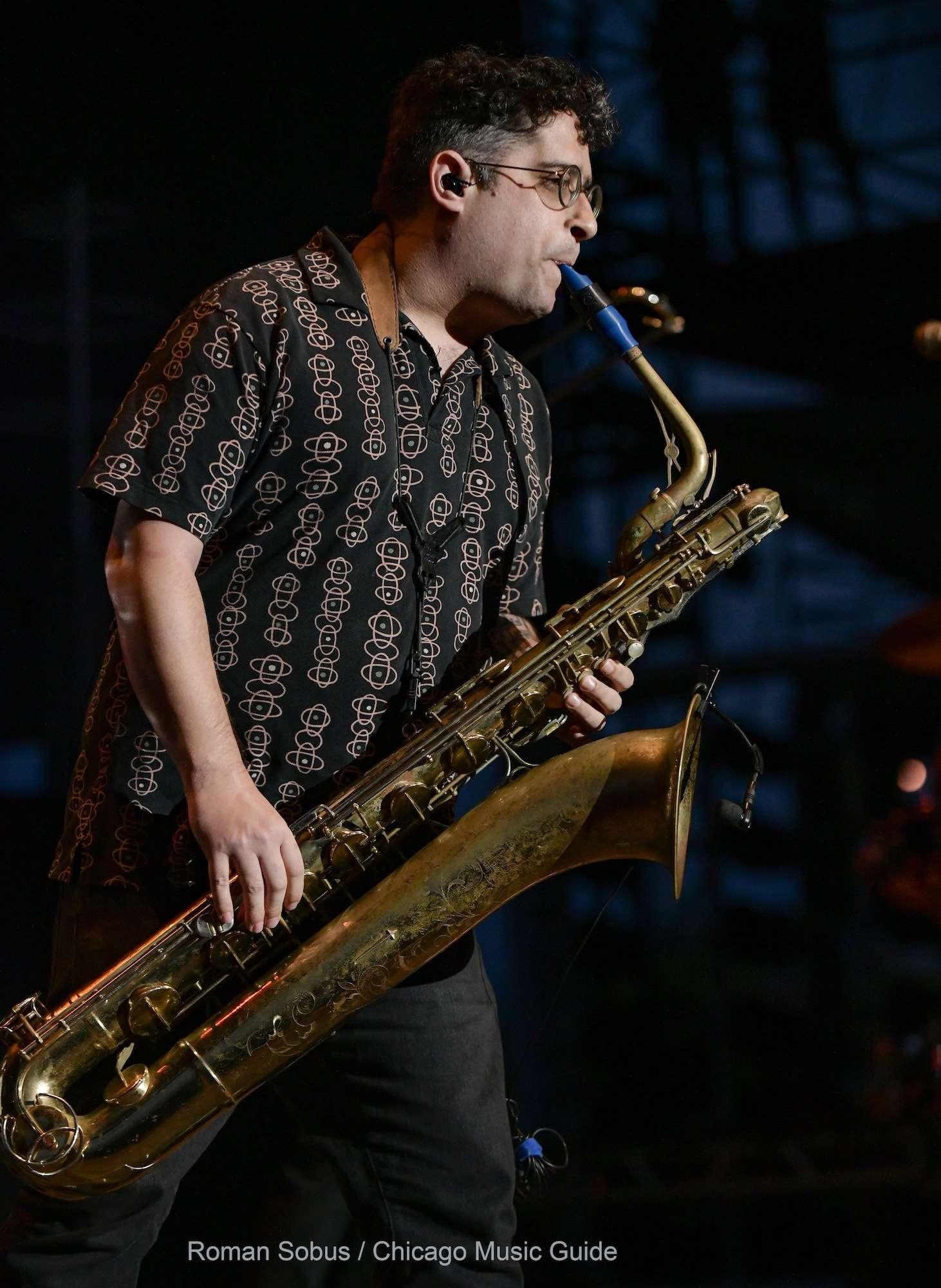 Trombone Shorty Live at Huntington Bank Pavilion [GALLERY] 1