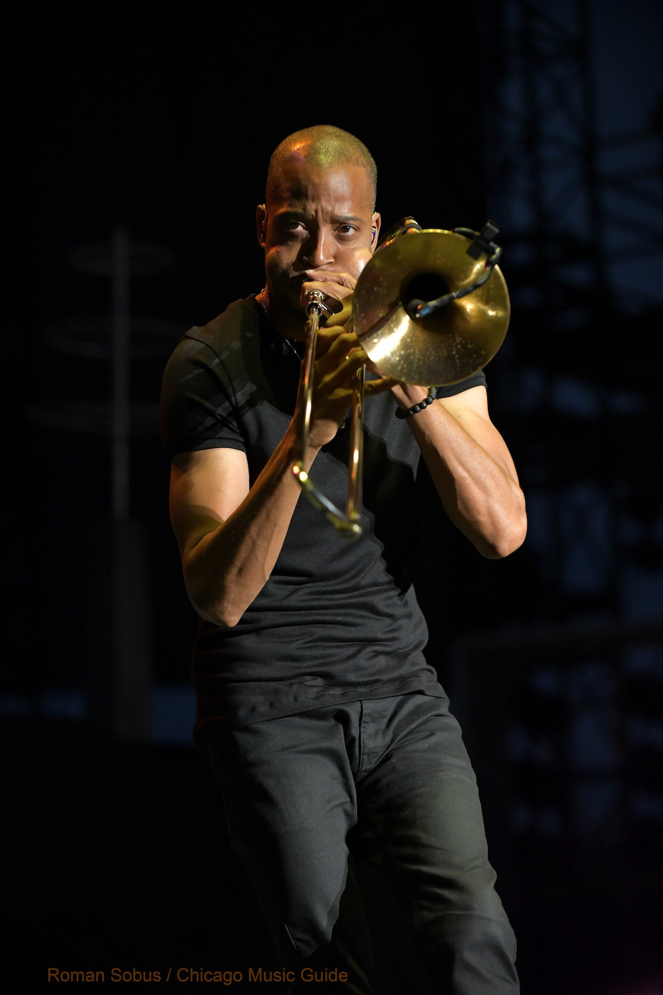 Trombone Shorty Live at Huntington Bank Pavilion [GALLERY] 10