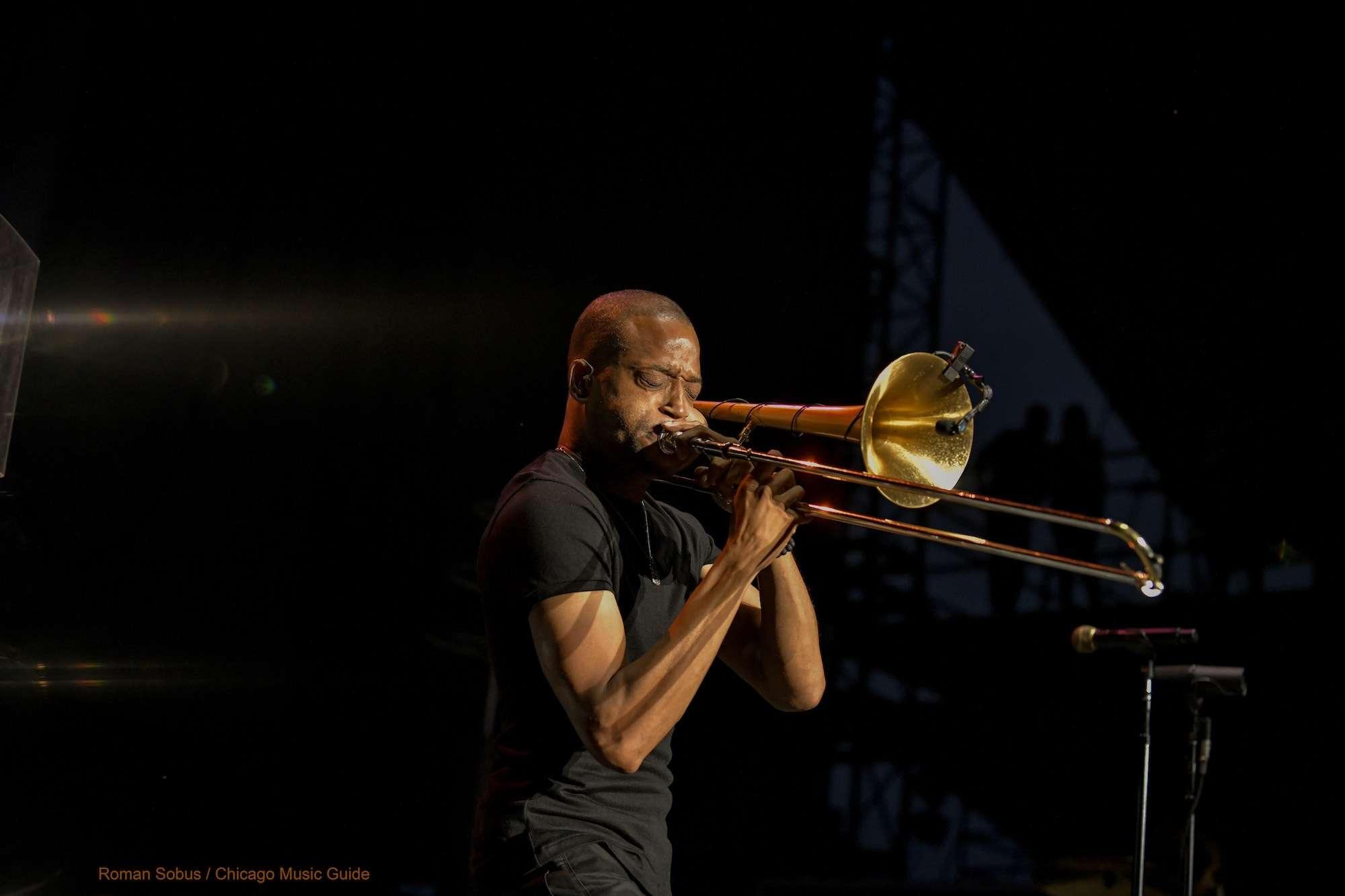 Trombone Shorty Live at Huntington Bank Pavilion [GALLERY] 14