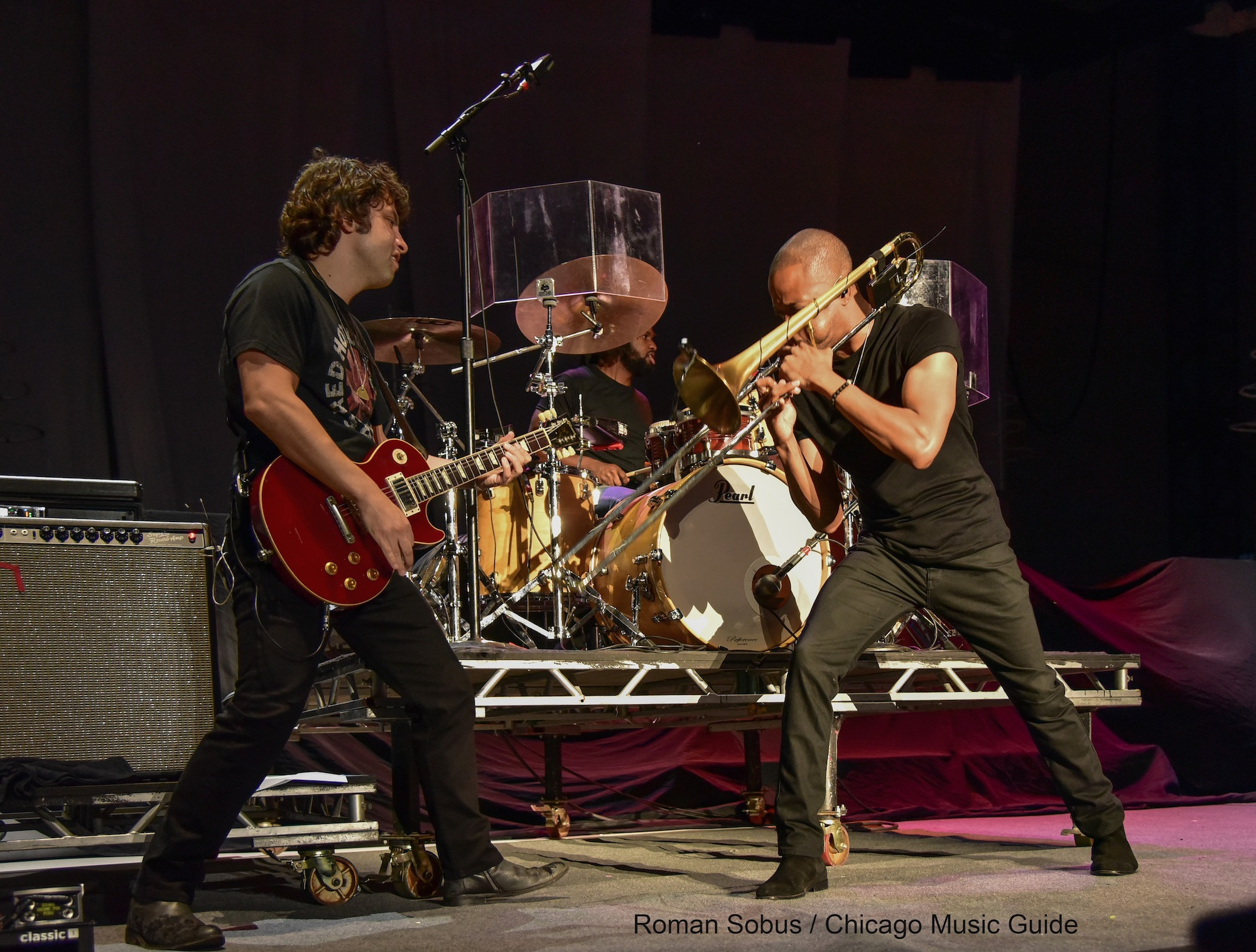 Trombone Shorty Live at Huntington Bank Pavilion [GALLERY] 18