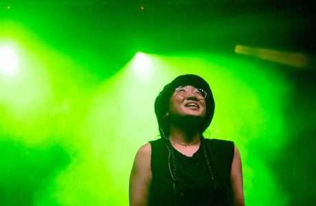 Yaeji Live at Pitchfork