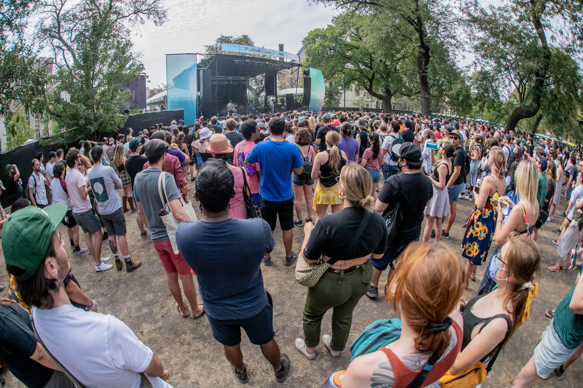Oso Oso Live at Pitchfork [GALLERY] 7