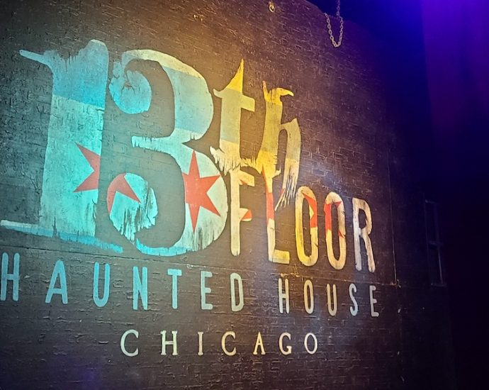 13th Floor Haunted House Returns To Chicago For A Spooky Good Time